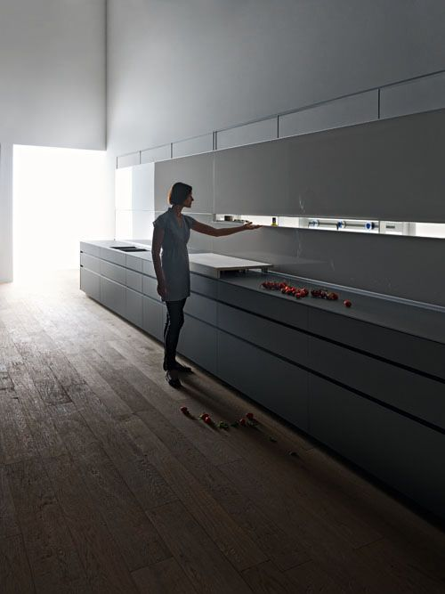 27 best Valcucine images on Pinterest | Contemporary unit kitchens ...