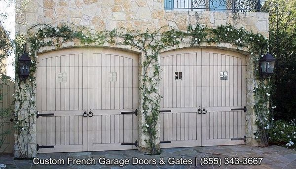 Best 25 custom garages ideas on pinterest workshop for French country garage doors