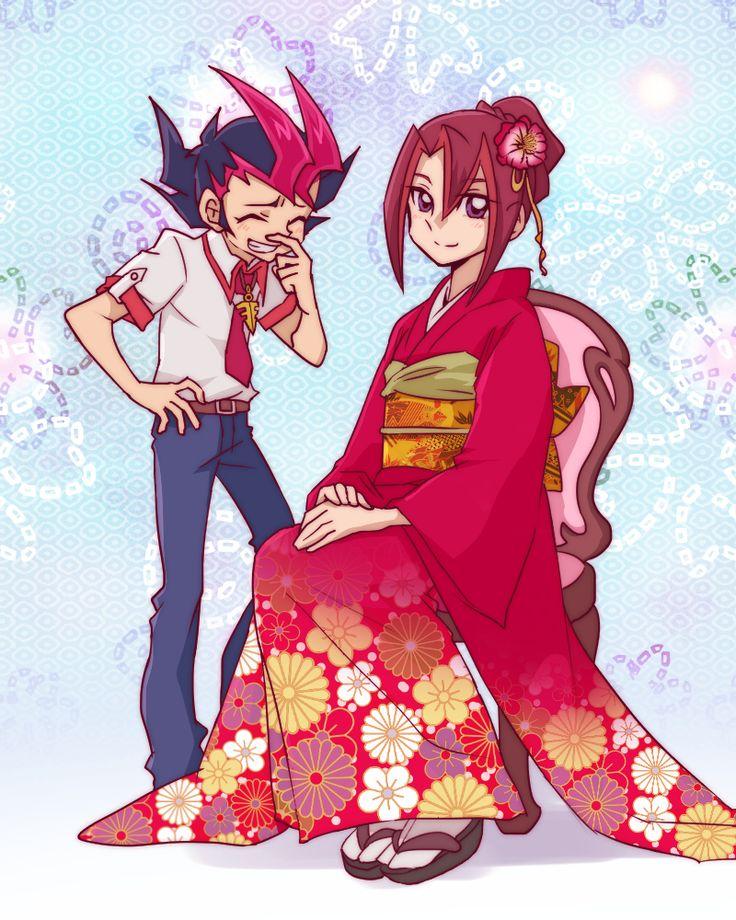 Yu☆Gi☆Oh! Zexal - We-Love-Anime