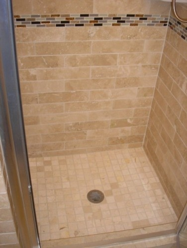 Shower tile idea from banos pinterest - Houzz banos ...