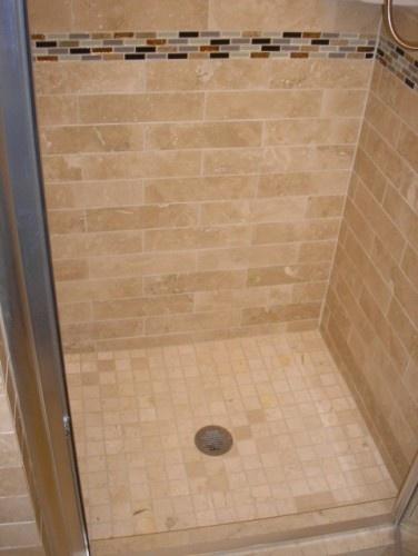 Shower tile idea from banos pinterest - Houzz banos ...