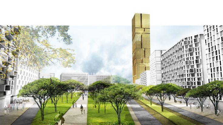 Galeria de Plano Diretor de Tirana / Grimshaw Architects - 2