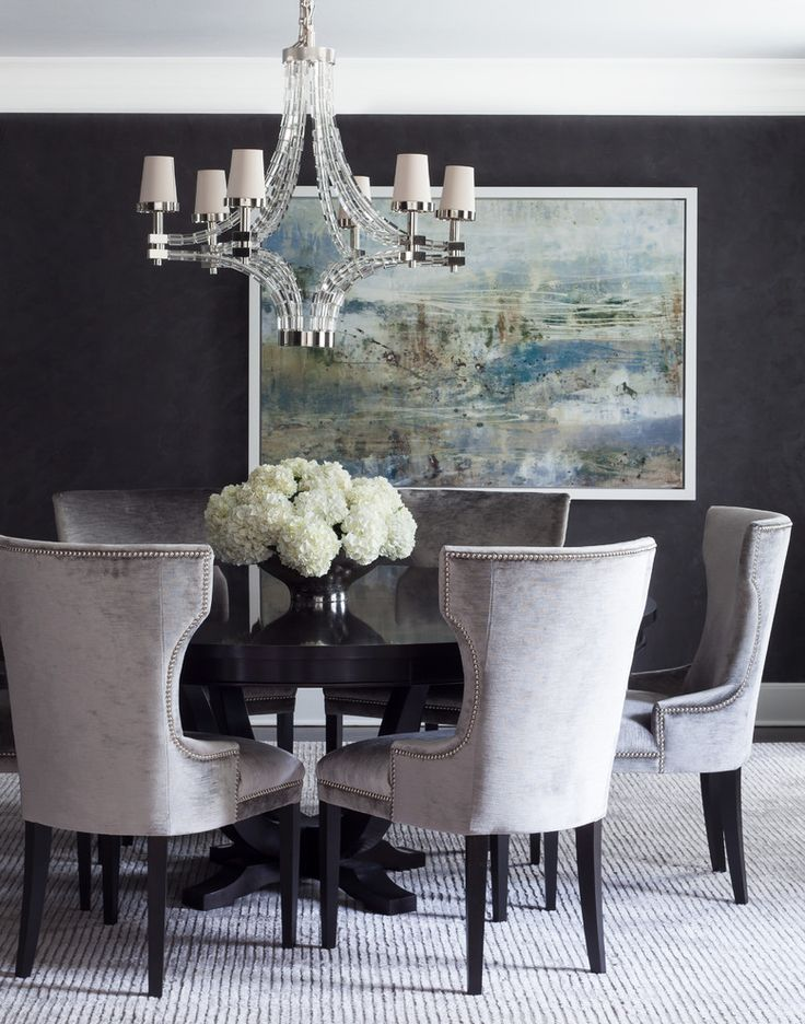 How To: 5 Secrets To Choosing The Best Quality Furniture For Your Home.  Gray Dining RoomsTransitional ...