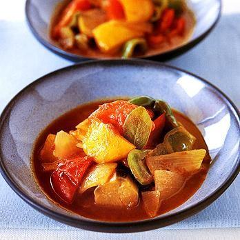 夏野菜のカレー風味スープ | 沼口ゆきさんのスープの料理レシピ | プロの簡単料理レシピはレタスクラブニュース