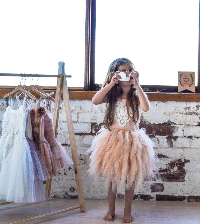 Tutu Du Monde: All a girl needs in her closet. Credit, Mel Spurling for Babiekins Online