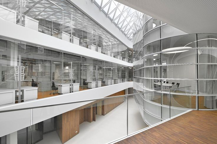 MaxPlanckInstitute Cologne Germany Healthcare design