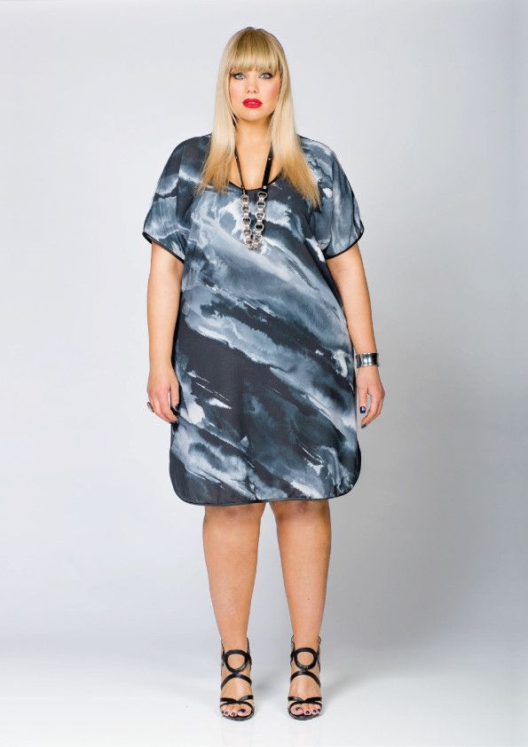 Dark Side Of The Moon Shift Dress - The Dress Collective - Harlow - 2