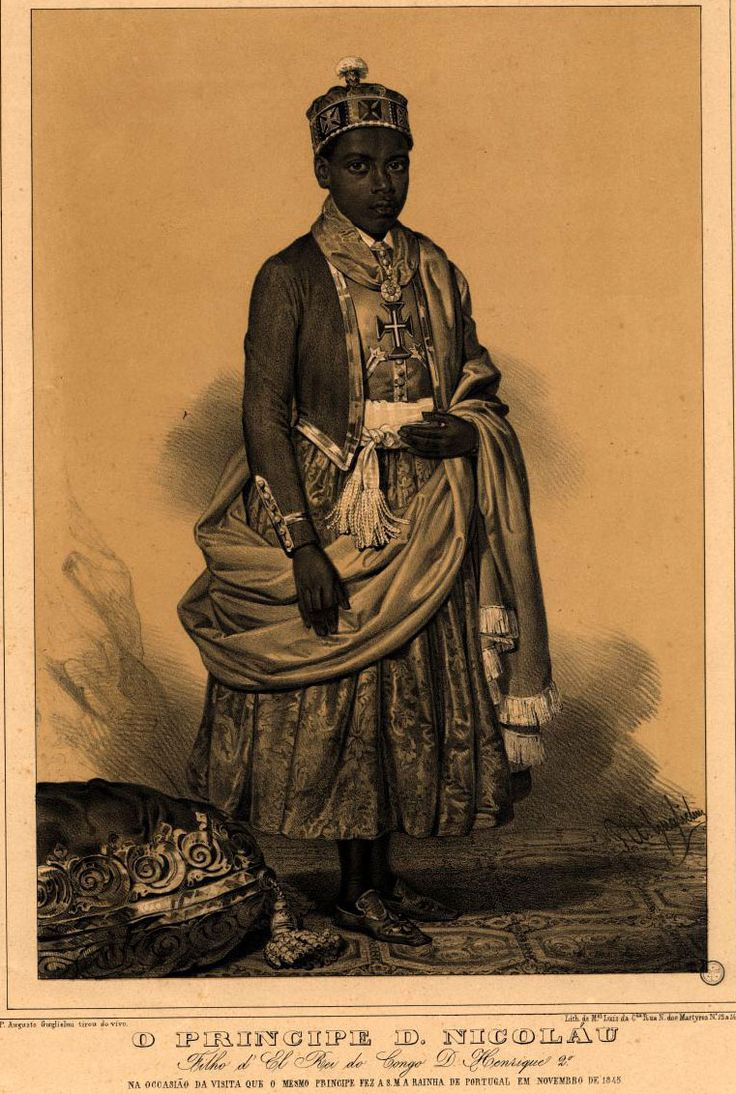 History Of West African Royalty: Kingdom Of Kongo