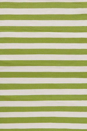 dash and albert green stripe indoor/outdoor rug: Decor Ideas, Stripes Sprouts Ivory, Design Ideas, Houses Ideas, Stripes Rugs, Trimaran Stripes, Indoor Outdoor Rugs, Green Stripes, Families Rooms