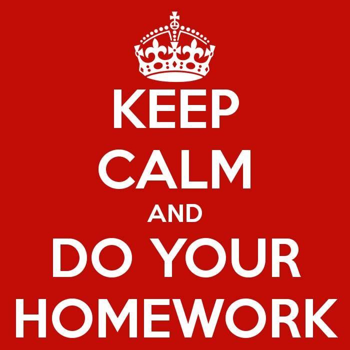 summer homework debate
