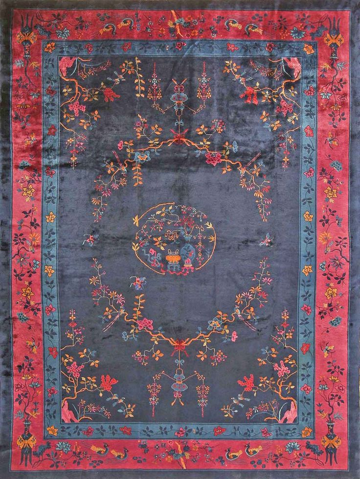Asian Chinese Rug 43749 By Nazmiyal