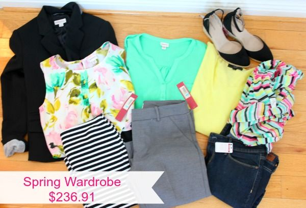 Spring Fashion-Target Style - Grace & Beauty