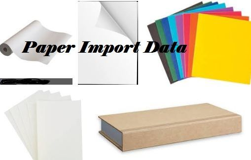 #Paper_Import_Data helps to understand market share, percentage of growth, demand of paper and import statistics of paper in a particular country. There are wide varieties of paper imported throughout the year like filter paper, thermal paper, base paper, printing paper and many more. Every trader who is in the business of paper importation must have the knowledge of current trend and demand of papers in the #international trade #market.