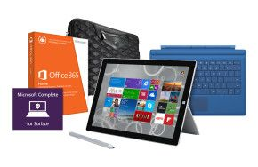 Surface Pro 3 Value Bundle