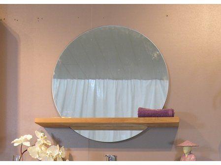 #miroir #étagère #teck