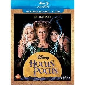 Hocus Pocus (2 Discs) (Blu-ray/DVD) : Target