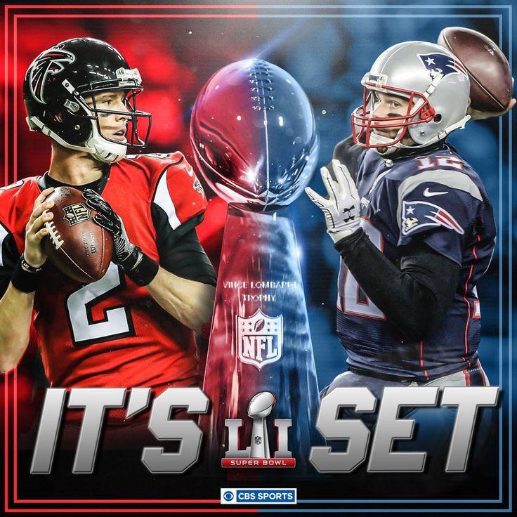 Super Bowl 51 ~ 2/05/17!.... its onnnnnn! Woo hoo