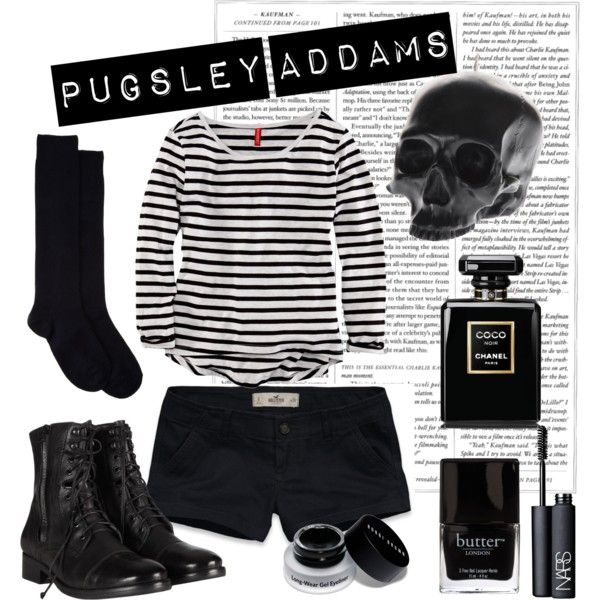 """Pugsley Addams"" by lilyshipwreck on Polyvore"