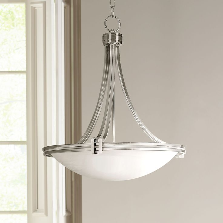 49 best nickel lighting images on pinterest kitchen for Possini lighting website