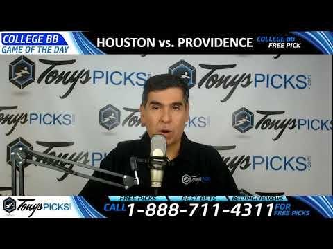 Houston Cougars vs. Providence Friars Free NCAA Basketball Picks and Pre...