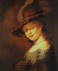 Rembrant- Saskia
