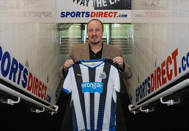 TEAM NEWS: Benitez makes two changes to first Newcastle XI