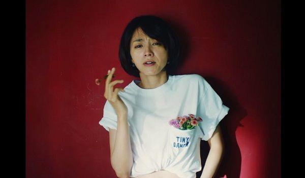 [満島ひかり] Chara/Tiny Dancer タバコ