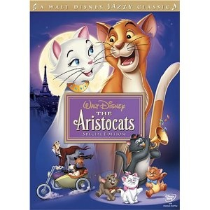 The Aristocats (Special Edition) http://www.amazon.com/Aristocats-Special-Roddy-Maude-Roxby/dp/B000XUOIQ4/ref=sr_1_74?s=movies-tv=UTF8=1346128906=1-74=the+little+mermaid