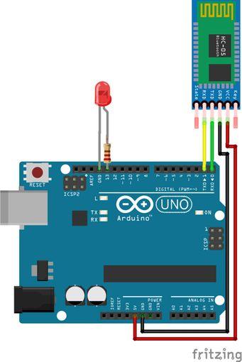 Arduino Bluetooth Basic Tutorial - Hackster.io