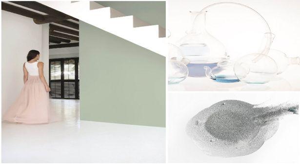 """Pastels glow in bubble-inspired clarity evoking a dreamlike state"" #Plascon"