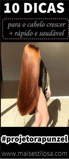 10 DICAS INFALÍVEIS PARA O CABELO CRESCER MAIS RÁPIDO: #dicas #dicasdecabelo #cabelocrescer #cabeloslongos #cabelolongo #projetorapunzel #lonhair #cabelo #hair #receitacaseira #dicas #dicasdecabelo #natural #natureba #dicasdebeleza #projetorapunzel #longhair #diy #facavocemesma #beauty #hair #homemade