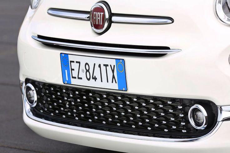 Kultowy Fiat 500 w nowej odsłonie!
