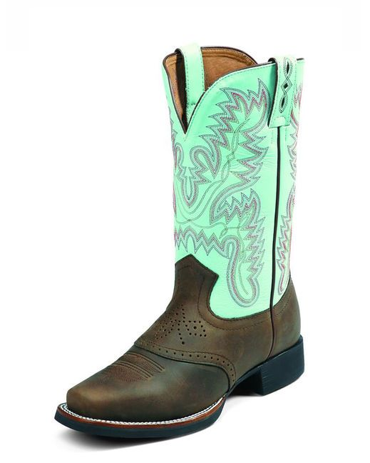 Found my big girl boots! not to keen on the green color though