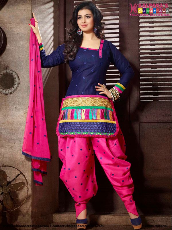 Buy Latest Indian Pure Cotton Salwar Kameez, Fabulous Cotton Salwar Suit, Cotton Dress Material, Festival Collection Salwar Suits, Celebrity Choice Salwar Suits, Ladies Wear Unstitched Salwar Suit, Party Wear Designer Salwar Suit, Rich Look Salwar Kameez at http://kalpanascreations.com.