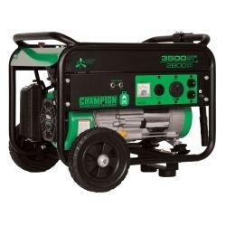 2800/ 3500 Watt Portable LPG Generator