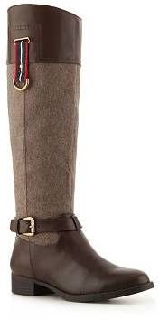 Tommy Hilfiger Cup Riding Boots