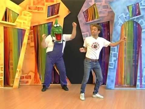 Balla gli animali - Le canzoni per bambini di Fantateatro - YouTube