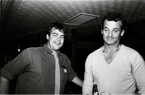Dan Aykroyd & Bill Murray