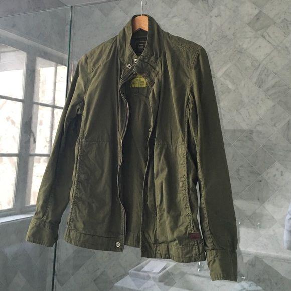 G Star Raw Raw cargo jacket Medium Excellent condition G star raw Jackets & Coats