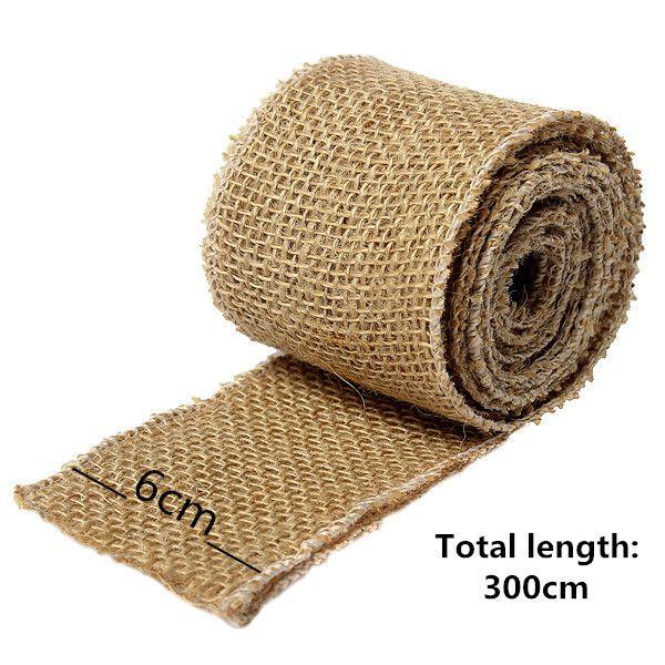 Alibaba グループ | AliExpress.comの お祝い & パーティー用品 からの 材料:リネンサイズ:x奥行6cm300パッケージが含まれる:1×黄麻布リボン特徴ヴィンテージスタイルの自然な色のリボン。100%天然ジュートヘシアン、 材料のための。この素敵な品質リボン弓になり非常にエレガントに見えアクセントとして任意のた 中の ヴィンテージジュートヘシアン300x6cm天然黄麻布リボン結婚式素朴なフローリスト300センチメートル長い卸売ベルトストラップ
