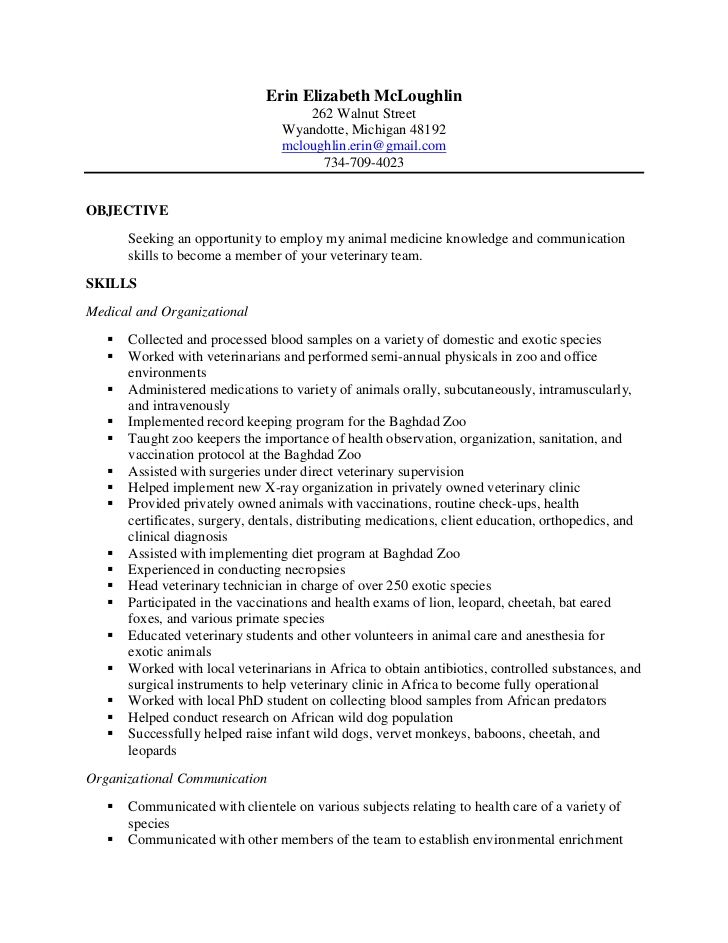 Resume Templates Veterinary Assistant In 2020 Medical Assistant Resume Medical Resume Sample Resume