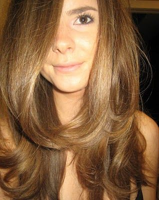 Veronika's Blushing: Requested: My Hair Routine in 10 Steps (picture-heavy)