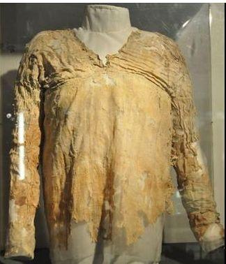 Πέντε χιλιάδων ετών το αρχαιότερο φόρεμα του κόσμου