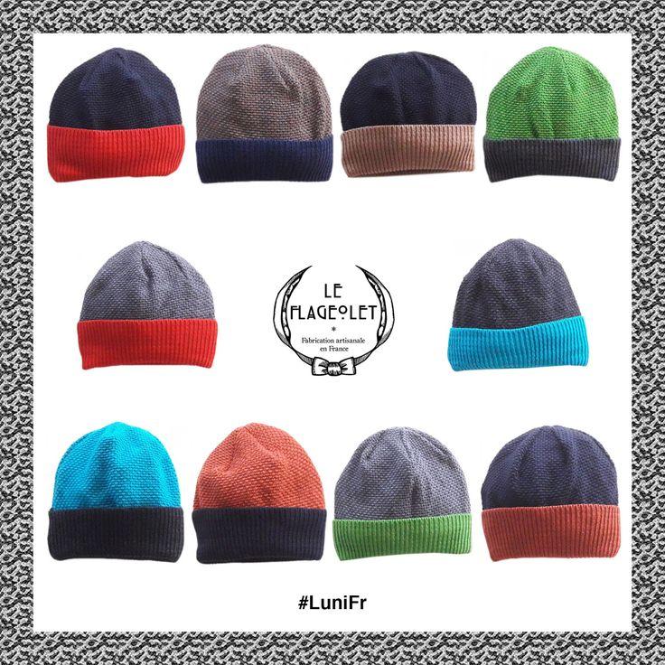 🎉 C'est le moment d'en profiter, les bonnets made in France 🇫🇷 du créateur Le Flageolet en soldes ! 28€ au lieu de 40 😍 👉 http://luni.fr/createurs/le-flageolet.html 👈 #soldes #soldes2017 #bonnet #madeinfrance #laine #hiver #winter #mif #luni #Lunifr #leflageolet #createurfrancais #fabricationfrancaise #promo #promotion