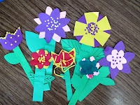 flowers - there is a link for directions and patterns.