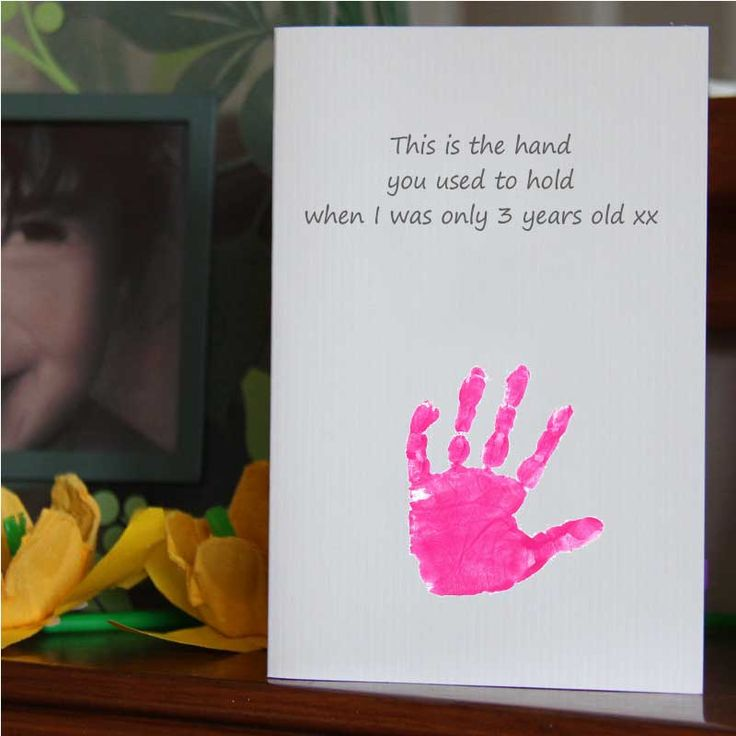 Great Idea For A Mothers Day Or Birthday Card