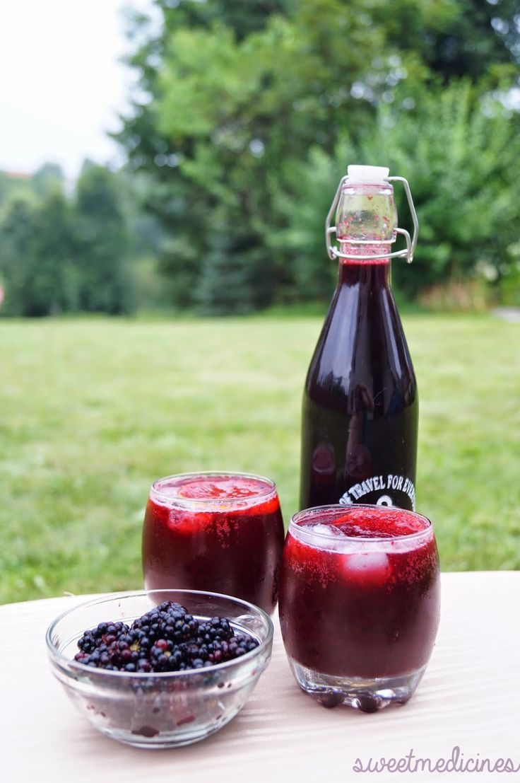 Blackberry Lemonade | Lemoniada Jeżynowa