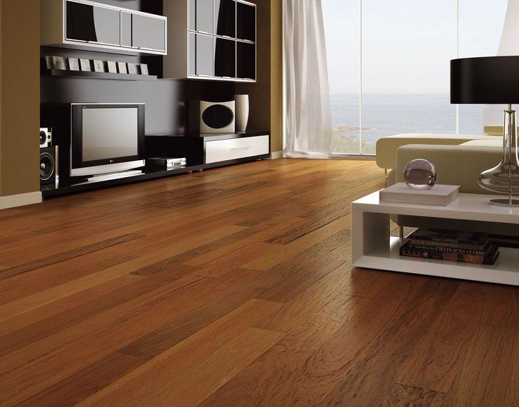 Model Engineered Wood Flooring