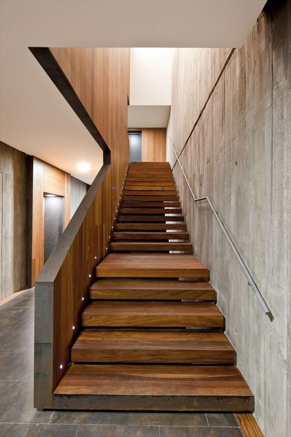 Http://www.archilovers.com. Wooden StairsWooden StaircasesStairwaysStaircase  DesignModern ...