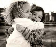 Sending a hug to my little sister!!